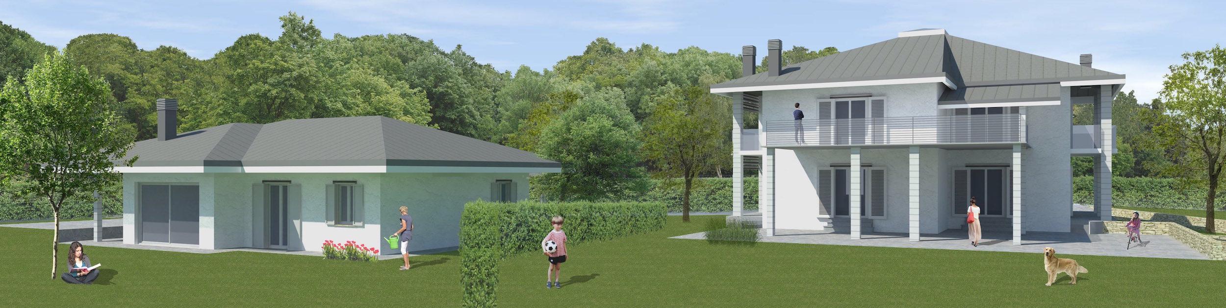 Morgan abitare naturalmente immobiliare morgan for Splendide planimetrie della casa