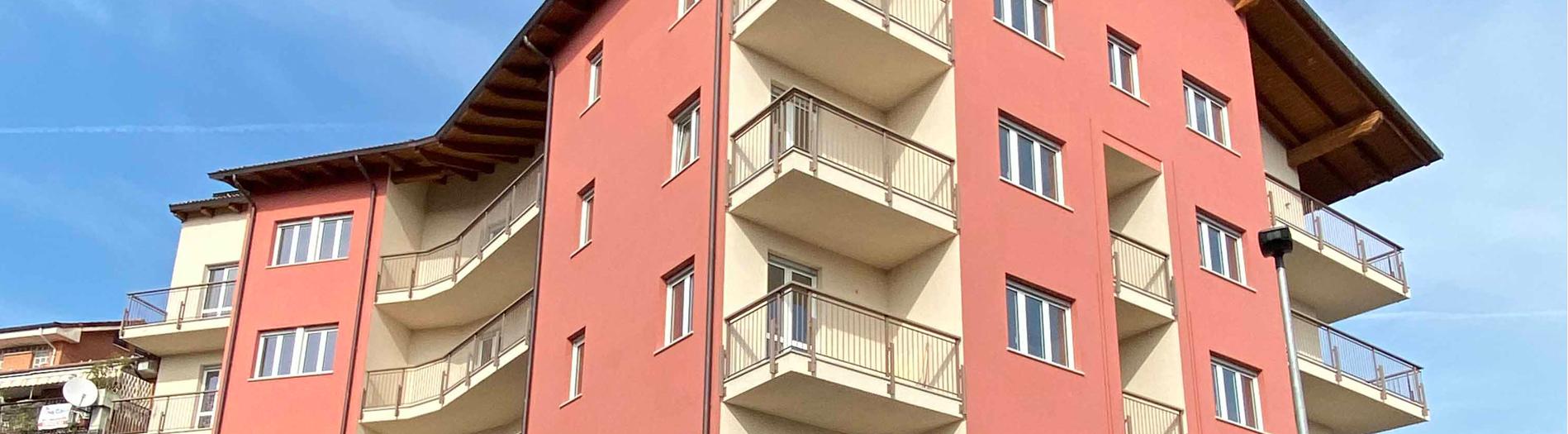 Residenza Via Botta - Strambino